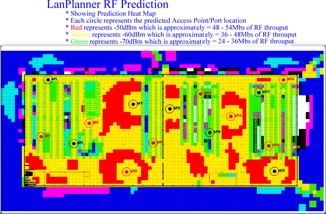 Warehouse heat map pictures to pin on pinterest pinsdaddy for Warehouse mapping software