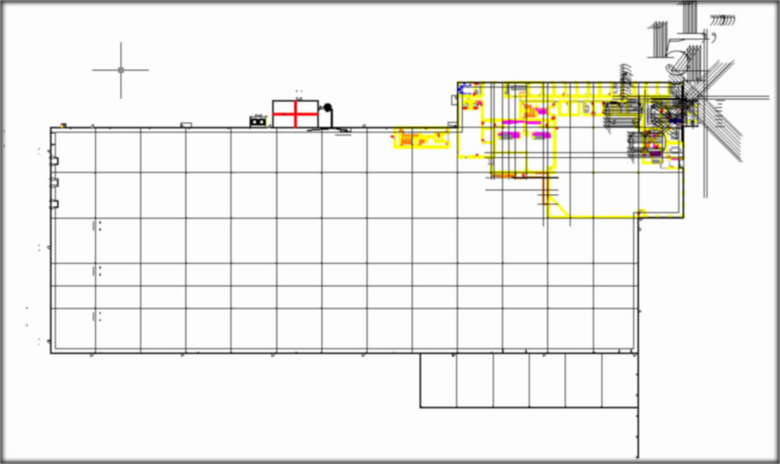 Refrigerator Manufacturer Company Layout FS