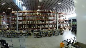 Warehouse RFID