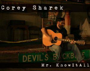 Corey Sharek 2016 record