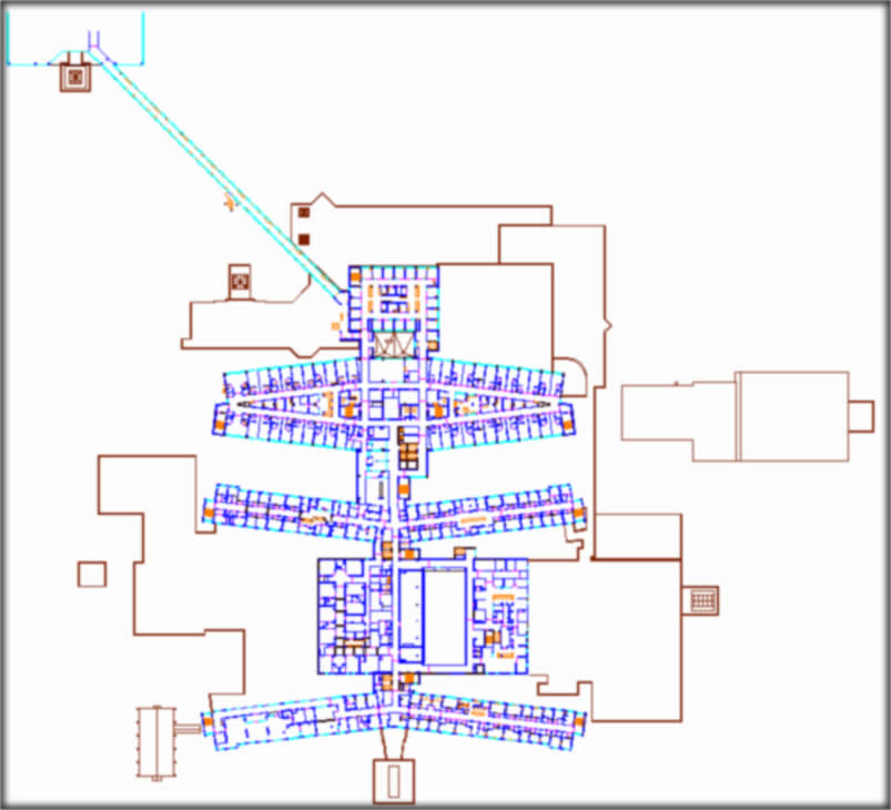 Hospital Layout FL3 FS
