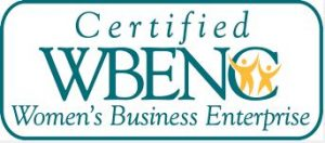 Certified Women Business Enterprise Logo